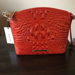 NWT new, never used, with tags, Brahmin purse